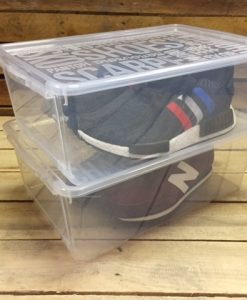 "Footy ""DROP FRONT"" Sneaker Shoe Boxe"