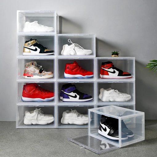 MAGNETIC Drop Side Sneaker Box