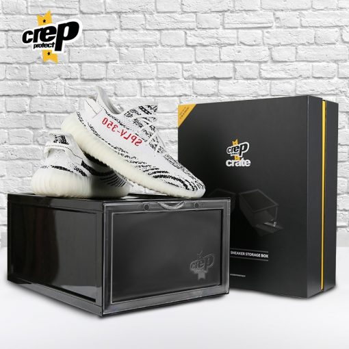 Crep Protect Ultimate Sneakerboxe i Sort