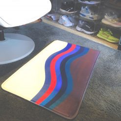 Sneaker Sean Wave Gulvmåtte 50 x 80 cm