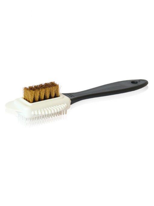 Kaps Suede brush børste - Kobbertråd