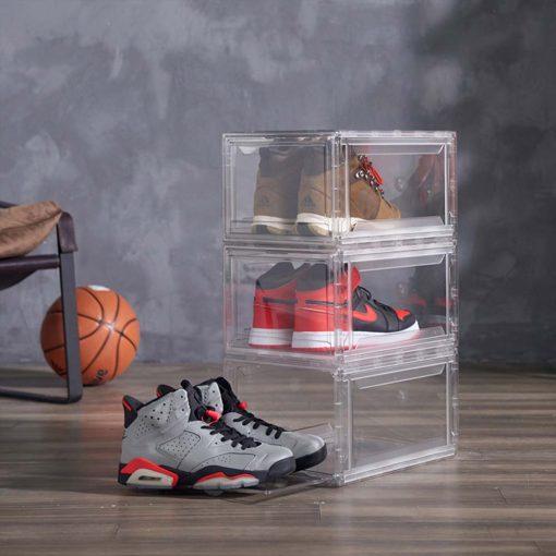 """Sneaker L.A.VIP """"DROP FRONT"""" Shoe Box"""