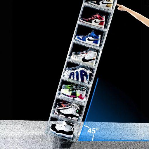 "Sneaker L.A.VIP ""DROP SIDE"" Shoe Box"
