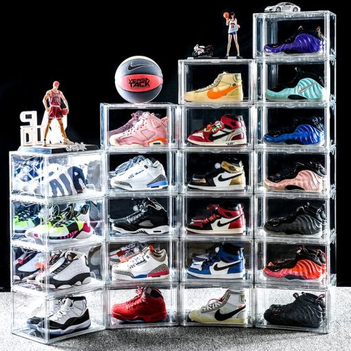 "Sneaker L.A.VIP ""DROP SIDE"" Shoe Box"