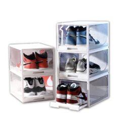 """Sneaker """"SLIDE DOOR"""" Shoe Box"""